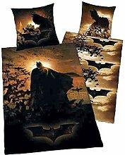 Bettwäsche Herding Batman Fotodruck The Dark