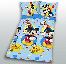 mickey mouse bettwaren g nstig online kaufen lionshome. Black Bedroom Furniture Sets. Home Design Ideas