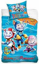 Bettwäsche Paw Patrol Baumwolle Kinderbettwäsche