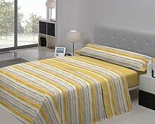 Bettwäsche Rhodos Javier Larrainzarsedalinne Modern Bett 90 cm gelb