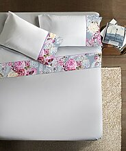 Bettwäsche Set  Armonie Ricamo Farbe weiß 260x290cm
