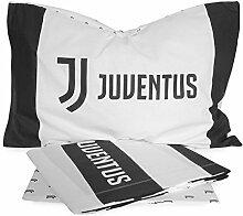 Bettwäsche-Set F.C. Juventus, für Einzelbett.