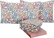 Bettwäsche-Set für Doppelbett Doppelbett ZUCCHI