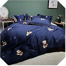 Bettwäsche-Set, Übergröße, khakifarben,