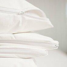 Bettwaren-Shop Evolon Encasing Bettwäsche für Hausstauballergiker Allergovita Bettbezug einzeln 135x220 cm