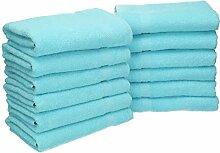Betz 12 Stück Handtücher Palermo 100% Baumwolle