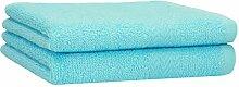 Betz 2 Stück Strandtücher Duschtücher Set