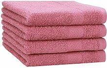 Betz 4 Stück Strandtücher Duschtücher Set