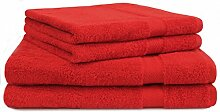 Betz 4-TLG. Handtuch-Set Premium 100% Baumwolle 2