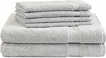 Betz 6-TLG. Handtuch-Set Premium 100% Baumwolle 2