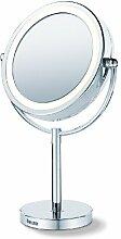 Beurer BS 69 Kosmetikspiegel, Beleuchteter Spiegel