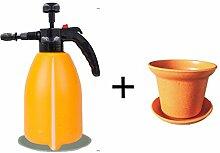 Bewässerung,druck-typ spritzwasser spray,hochdruck-wasser-dosen,haushalt garten spray wasserkocher-A