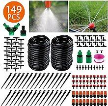 Bewässerung Kit ,Emooqi 149 Pcs Garten