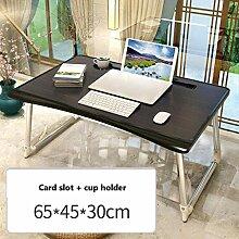 Beweglicher faltbarer beweglicher Laptop-Tisch,
