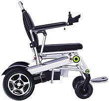 Beweglicher faltbarer elektrischer Rollstuhl,