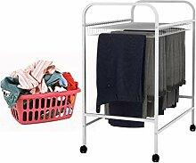 Beweglicher Hosenhalter 20 Stangen Handtuchhalter