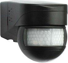 Bewegungsmelder B LC-Mini 120 schwarz