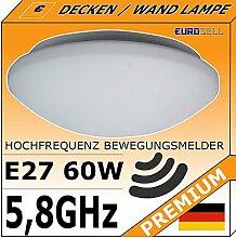 Bewegungsmelder Deckenlampe Leuchte - Radar Lampe