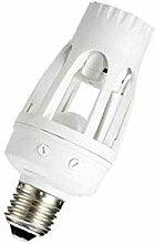 Bewegungsmelder für Leuchtmittel LED E27