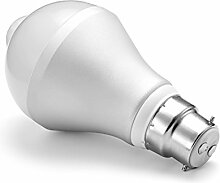 Bewegungsmelder Glühbirne 9 Watt LEDMOMO Smart