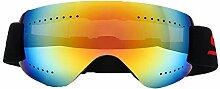 Beydodo Schneebrille Motorrad Brille für