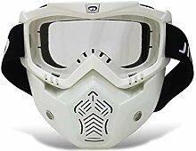 Beydodo Schutzbrille Rotlichtlampe Motorrad Brille