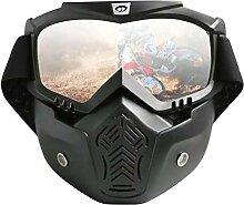 Beydodo Schutzbrille Rotlichtlampe Motorradbrille