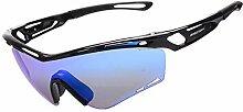 Beydodo Schutzbrille Rotlichtlampe Sport Brille