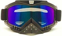 Beydodo Skibrille Brillenträger Motorradbrille