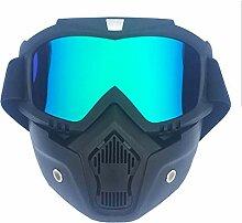 Beydodo Skibrille Damen Herren Motorrad Brille