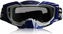 Beydodo Skibrille Herren Damen Durchsichtig Weiß