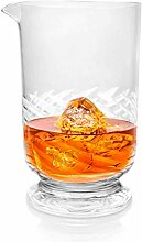 Bezrat Cocktail-Rührglas – Professionelle