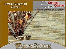 Bezug aus Steingut Steinoptik Savoia Italien