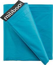 Bezug für Riesensitzkissen Blau BIG MILIBAG