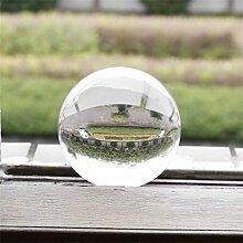 BFHCVDF Klare Kristallkugel 80mm Crystal Ball -
