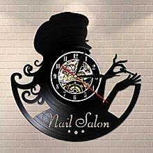 BFMBCHDJ Beauty Nail Salon Vinyl Schallplatte
