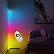 BFORS Moderne Minimalist LED Corner Stehlampe RGB