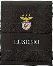 BgEurope SL Benfica PERSONALISIERTES SCHWARZES