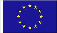 BGF Europa EU Flagge Fahne 225 x 150cm Stoff