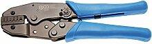 BGS 1418 Kabelschuhzange mit Ratschenfunktion 0,5-4 mm² für Aderendhülsen