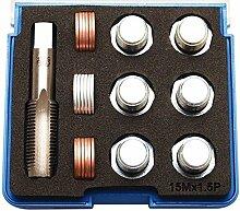BGS 157 Reparatur-Set für Öl-Ablassgewinde,