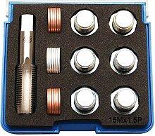 BGS 157   Reparatursatz für Öl-Ablass-Gewinde  