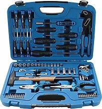 BGS 2217 | Steckschlüssel-Werkzeugkoffer |