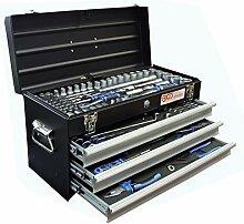 BGS 3318 | Metall-Werkzeugkoffer | mit 143