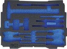 BGS 3353-1 Werkzeugeinlage Schaumeinlage leer für