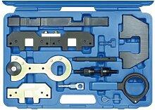 BGS 62615 Motor-Einstellwerkzeugsatz für BMW Benzinmotoren, 11-tlg