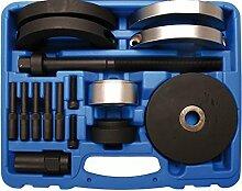 BGS Radlagerwerkzeug für 62 mm VW