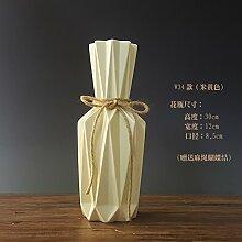 BGSV keramik - blume vase florale dekor dekoration moderne minimalistische ideen,zehn