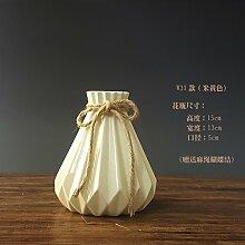 BGSV keramik - blume vase florale dekor dekoration moderne minimalistische ideen,vier