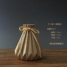 BGSV keramik - blume vase florale dekor dekoration moderne minimalistische ideen,drei